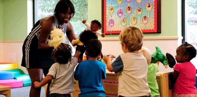 Loans for Child Care Centers