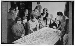 Petroleum workers